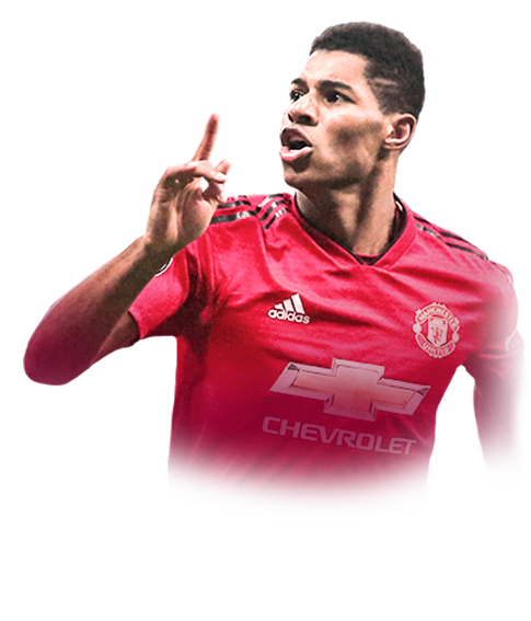 Rashford face