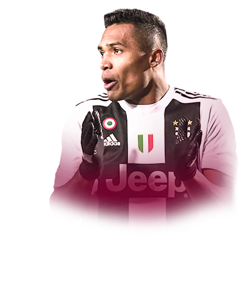 Alex Sandro face
