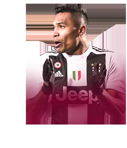 2d09e85c481 Alex Sandro Headliner FIFA 19 - 90 Rated - FUTWIZ