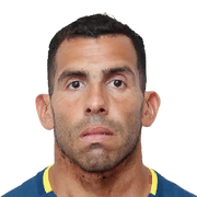 FIFA 18 Carlos Tevez Icon - 90 Rated