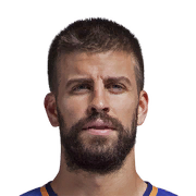 FIFA 18 Pique Icon - 87 Rated