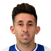 FIFA 18 Hector Herrera Icon - 82 Rated