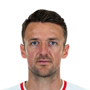 FIFA 18 Christian Gentner Icon - 78 Rated