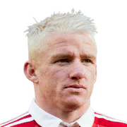 FIFA 18 Jonny Hayes Icon - 71 Rated