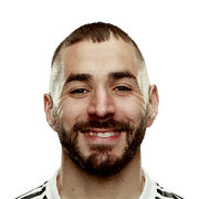 FIFA 18 Karim Benzema Icon - 85 Rated