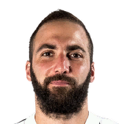 FIFA 18 Gonzalo Higuain Icon - 88 Rated