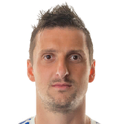 FIFA 18 Zdravko Kuzmanovic Icon - 72 Rated