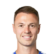 FIFA 18 Jonny Evans Icon - 78 Rated
