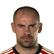 FIFA 18 Darron Gibson Icon - 70 Rated