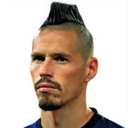 FIFA 18 Marek Hamsik Icon - 87 Rated