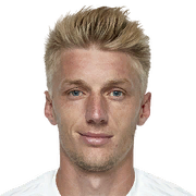 FIFA 18 Daniel Wass Icon - 83 Rated
