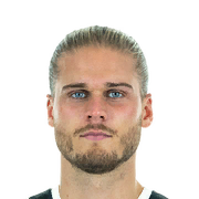 FIFA 18 Rurik Gislason Icon - 69 Rated