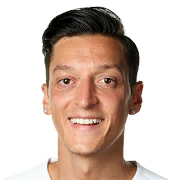 FIFA 18 Mesut Ozil Icon - 86 Rated