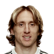 FIFA 18 Luka Modric Icon - 95 Rated