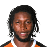 FIFA 18 Dieumerci Mbokani Icon - 76 Rated