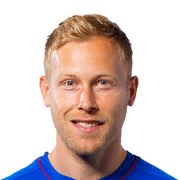 FIFA 18 Scott Arfield Icon - 73 Rated