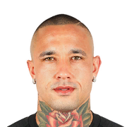FIFA 18 Radja Nainggolan Icon - 86 Rated