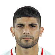 FIFA 18 Ever Banega Icon - 83 Rated