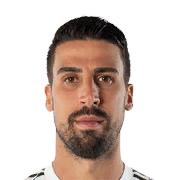 FIFA 18 Sami Khedira Icon - 85 Rated