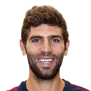 FIFA 18 Federico Fazio Icon - 82 Rated