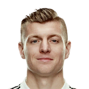 FIFA 18 Toni Kroos Icon - 91 Rated