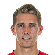 FIFA 18 Nils Petersen Icon - 82 Rated
