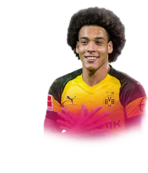 FIFA 19 Witsel Face