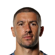 FIFA 18 Aleksandar Kolarov Icon - 83 Rated