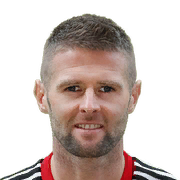 FIFA 18 Oliver Norwood Icon - 72 Rated