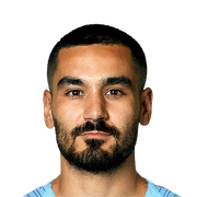 FIFA 18 Ilkay Gundogan Icon - 85 Rated