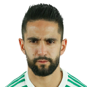 FIFA 18 Ryad Boudebouz Icon - 80 Rated