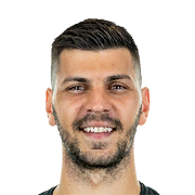 FIFA 18 Aleksandar Dragovic Icon - 77 Rated