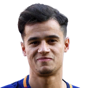 FIFA 18 Coutinho Icon - 89 Rated