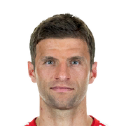 FIFA 18 Thomas Muller Icon - 87 Rated