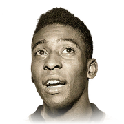 FIFA 18 Pele Icon - 91 Rated