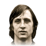 FIFA 18 Johan Cruyff Icon - 94 Rated
