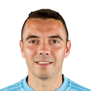 FIFA 18 Iago Aspas Icon - 85 Rated