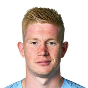 FIFA 18 Kevin De Bruyne Icon - 99 Rated