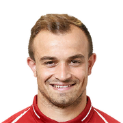 FIFA 18 Xherdan Shaqiri Icon - 82 Rated