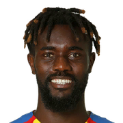 FIFA 18 Pape Souare Icon - 70 Rated