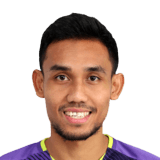 FIFA 18 Teerasil Dangda Icon - 67 Rated