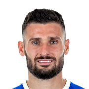 FIFA 18 Daniel Caligiuri Icon - 80 Rated