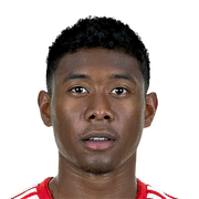 FIFA 18 David Alaba Icon - 85 Rated