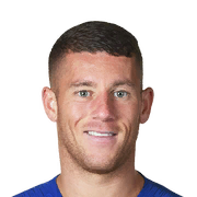 FIFA 18 Ross Barkley Icon - 84 Rated