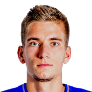 FIFA 18 Dennis Praet Icon - 76 Rated