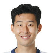 FIFA 18 Heung Min Son Icon - 86 Rated