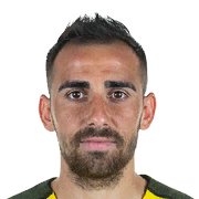FIFA 19 Paco Alcacer - 84 Rated