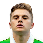 FIFA 18 James Forrest Icon - 87 Rated