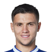 FIFA 18 Muhamed Besic Icon - 74 Rated