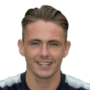 FIFA 18 Scott Allan Icon - 67 Rated